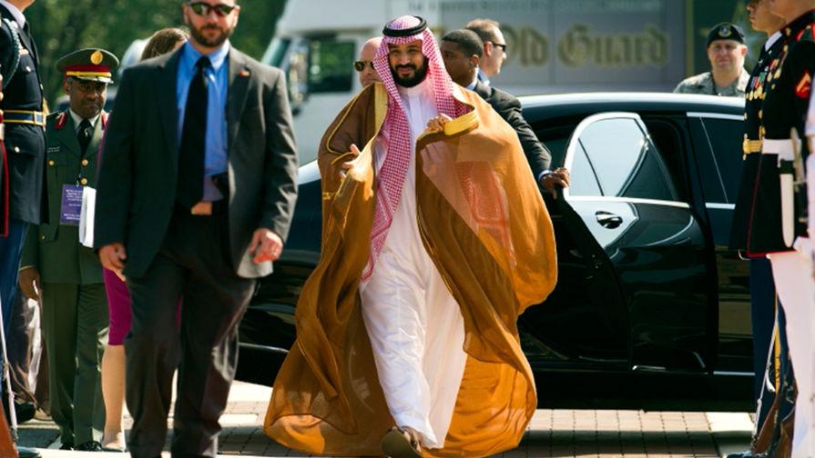 Наследный принц Саудовской Аравии назвал «актом войны» атаки на НПЗ королевства