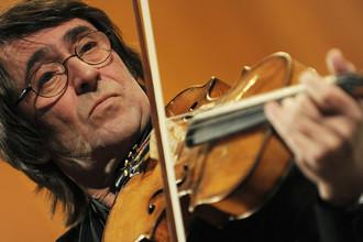 Юрий Башмет на концерте в Большом зале Московской консерватории, 2010 год