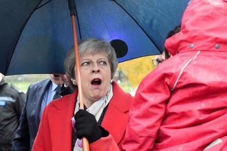 Премьер-министр Великобритании Тереза Мэи