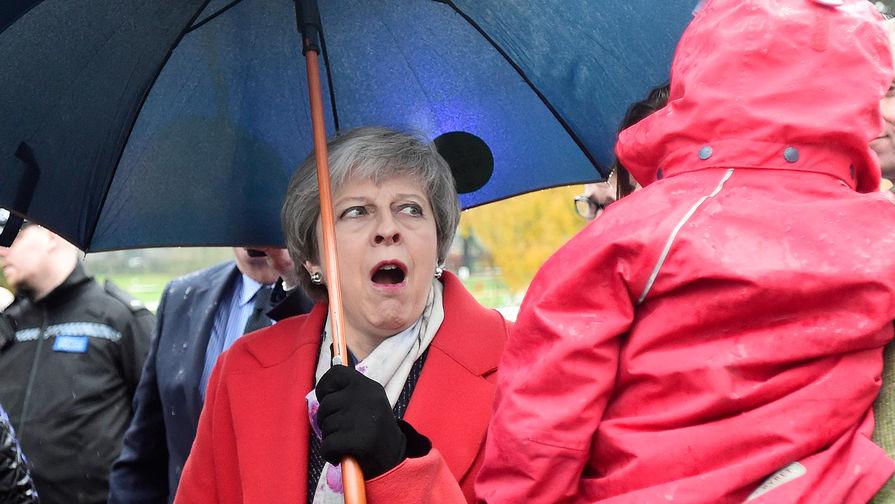 Лидер британских лейбористов не будет извиняться перед Терезой Мэй