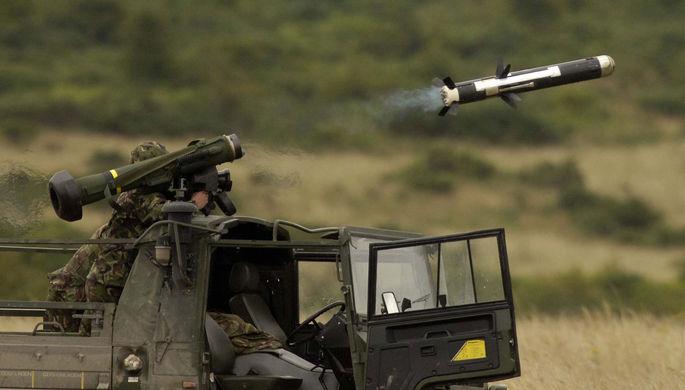 Выстрелил и забыл: Javelin не сработал на учениях при Зеленском