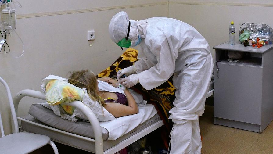 В России обновлен рекорд по числу смертей от COVID-19 за сутки