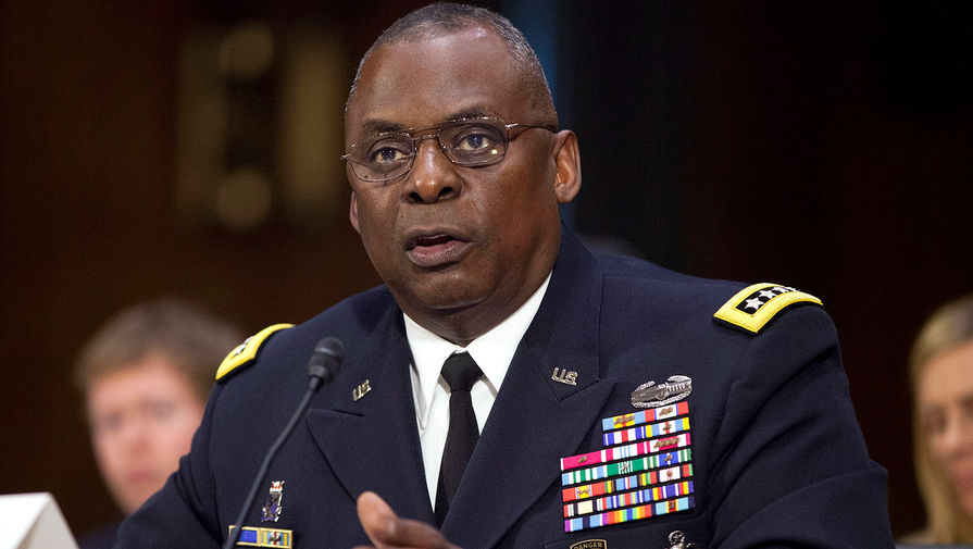 Министр обороны США пообещал украинскому коллеге помочь с российской агрессией