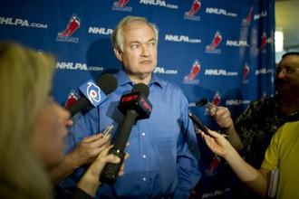 Глава профсоюза НХЛ Дональд Фер