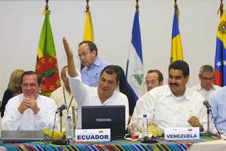 Латиноамериканские страны вступились за Эквадор