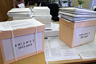 Минфин вновь прогнозирует дефицит бюджета по итогам 2012 года