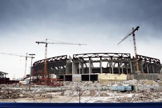 Когда «Зенит» получил новый стадион — доподлинно неизвестно