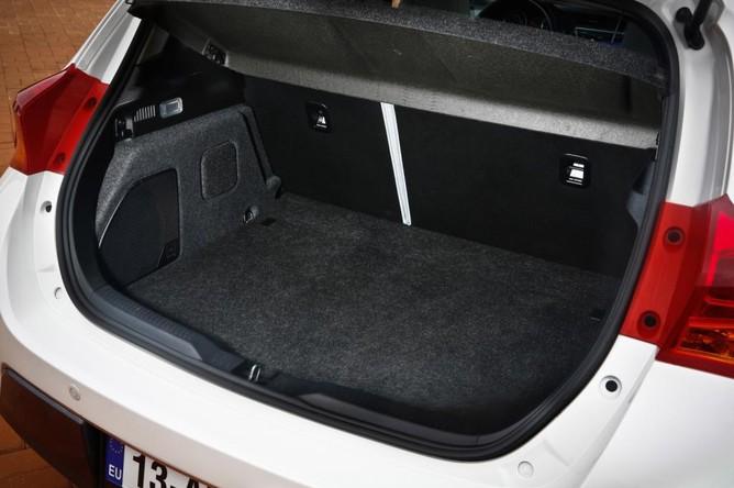 Тойота Аурис: технические характеристики, цены, отзывы ...