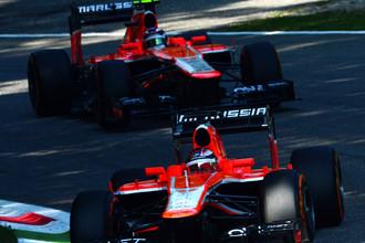 Российская конюшня «Формулы-1» Marussia F1 Team может вскоре сменить прописку