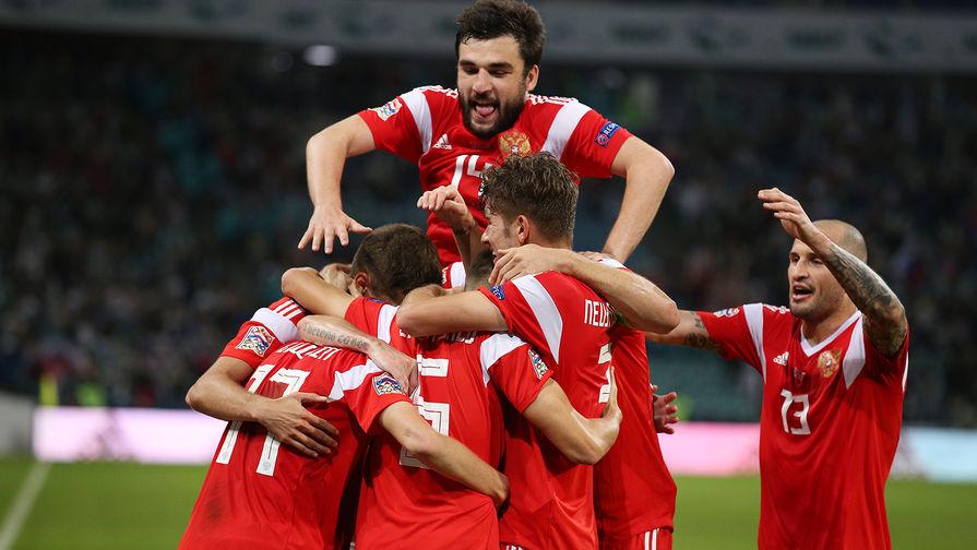 Как сборная России обыграла Турцию в матче Лиги наций
