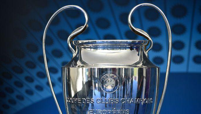 Во время матча группового этапа Лиги Чемпионов УЕФА между ФК «Зенит» и ФК «Бенфика» в Санкт-Петербурге, 2 октября 2019 года
