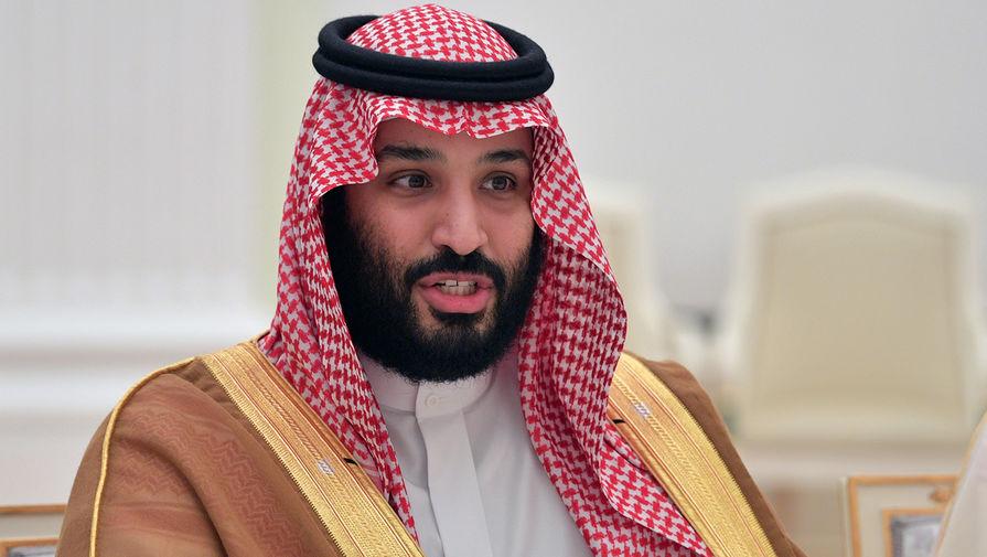 Наследный принц Саудовской Аравии Мухаммед ибн Салман
