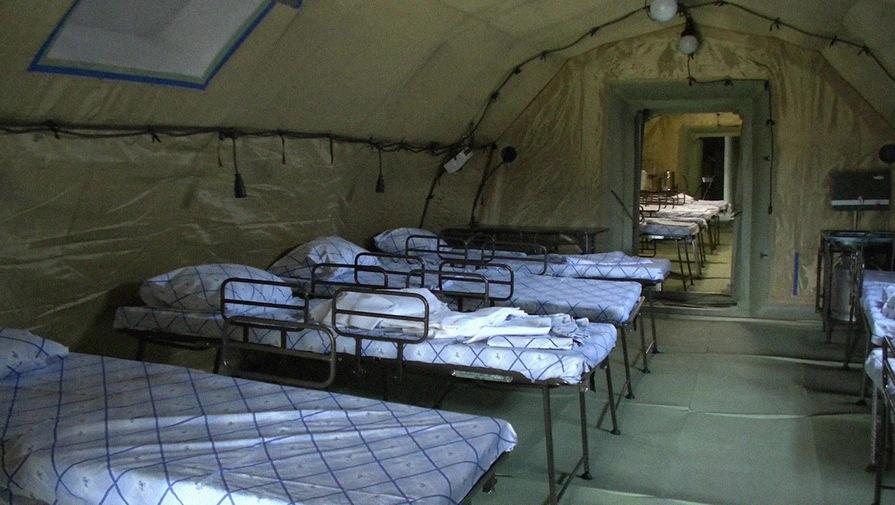 Забайкальский госпиталь: как военные борются с коронавирусом