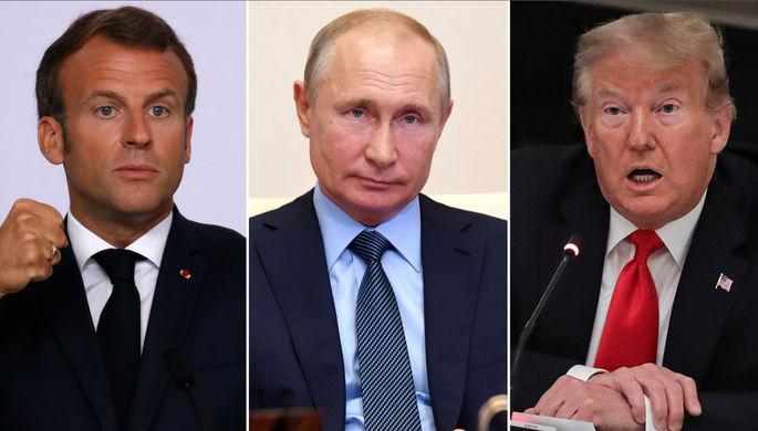 Статья Путина: состоится ли саммит «ядерной пятерки»