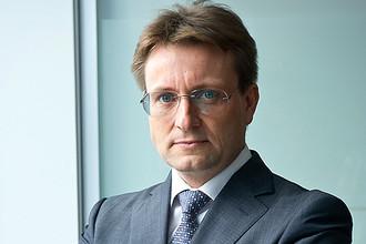Управляющий директор компании «Хендэ мотор СНГ» Денис Петрунин
