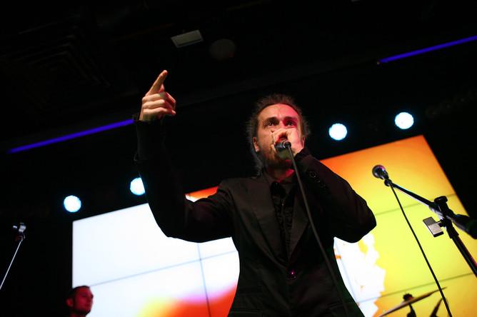 Децл, победитель номинации «Легенда года»
