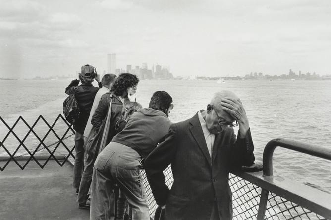 Арно ФишерНью-Йорк, Городской паром1978© Arno Fischer; Institut fьr Auslandsbeziehungen e. V. (ifa)
