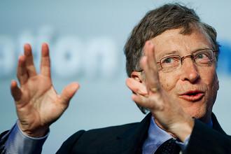 Билл Гейтс может покинуть компанию Microsoft