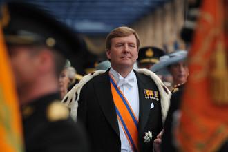 Король Нидерландов Виллем-Александр