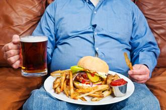 Больше фастфуда — больше индекс массы тела