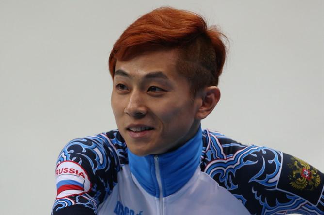 Шестикратный Олимпийский чемпион