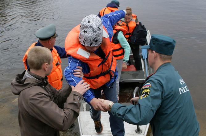 Дети возвращаются в «Парк-отель «Сямозеро» в Пряжинском районе