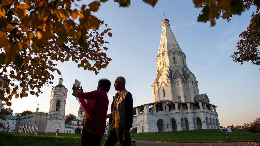 В Московском регионе в субботу ожидается теплая погода без осадков