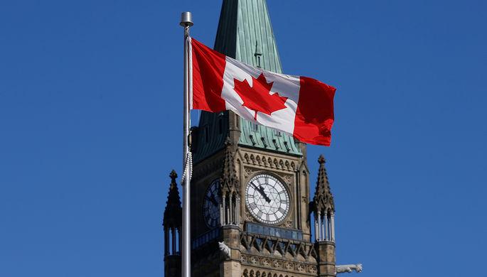 В Канаде три видеоблогера погибли, упав с водопада