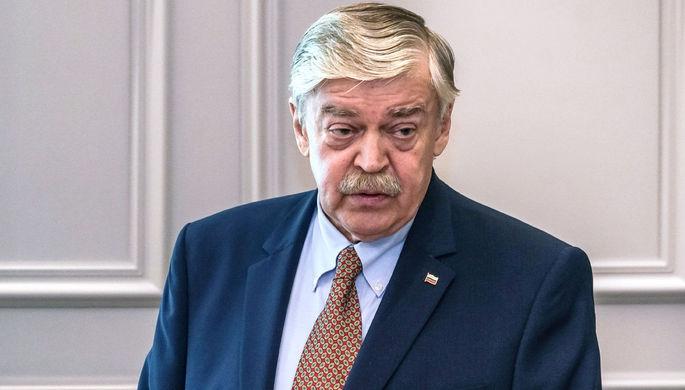 Посол Евгений Лукьянов