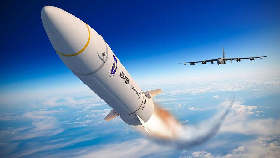 Ракета ядерного апокалипсиса: какую угрозу для России создает новая военная разработка США