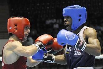 Единственную золотую медаль на ЧМ-2011 в Баку в сборной России завоевал Миша Алоян
