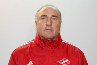57-летний Франтишек Госса назначен ассистентом главного тренера ХК «Спартак»