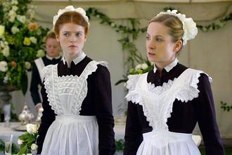 Кадр из сериала «Аббатство Даунтон» (2010)