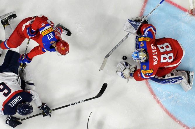 Василевский играет надежно