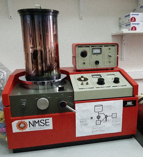 Установка для термического напыления