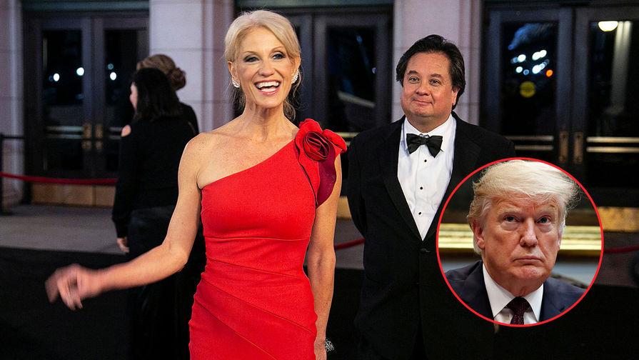 Адский муж против безумного Трампа: скандал в США
