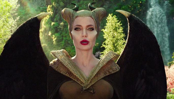 Анджелина Джоли в трейлере фильма «Малефисента 2: Владычица тьмы»