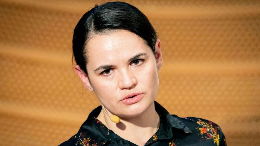 Тихановская призвала Германию ввести новые санкции против Белоруссии