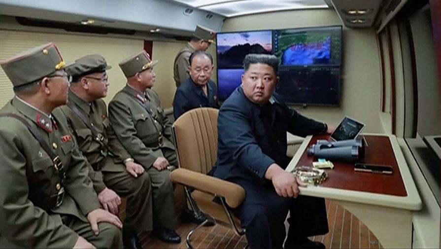 ЦТАК раскрыло подробности появления Ким Чен Ына на публике