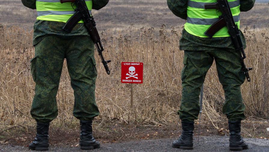 Россия призвала ООН осудить нападение украинских диверсантов на пост ЛНР
