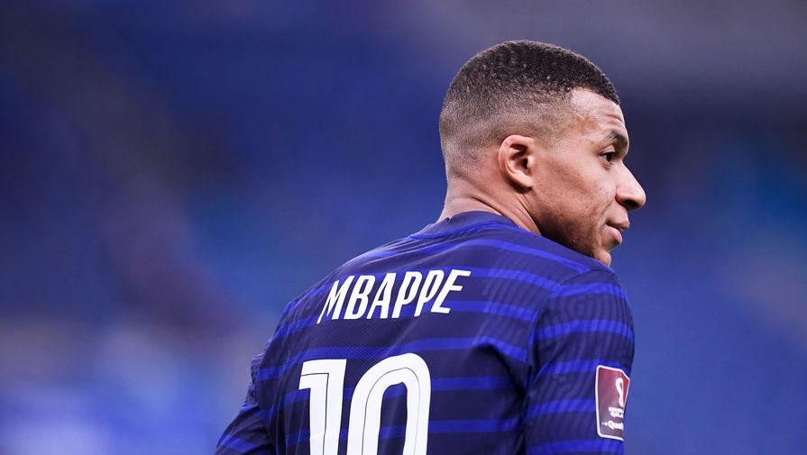 Мбаппе не нанес ни одного удара в створ ворот Манчестер Сити