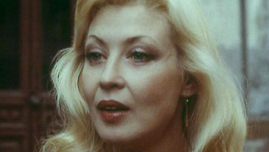 Актриса Нина Шацкая в сериале «Инспектор Лосев» (1983)