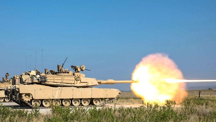 Польша разместит на границе с Белоруссией 250 американских танков Abrams