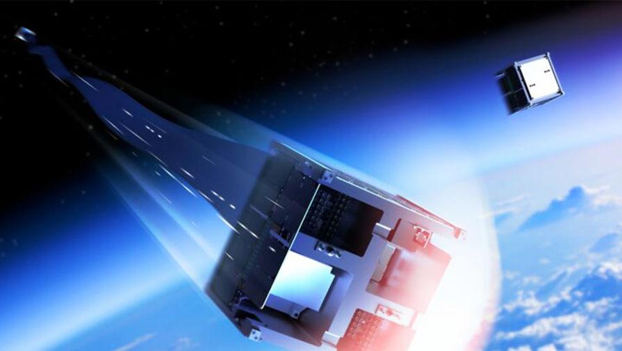 Американская фирма свела спутник с орбиты с помощью специальной ленты