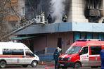 Два человека погибли в результате пожара на северо-востоке Москвы