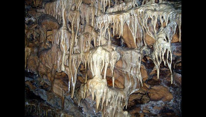 Пещера Мозров
