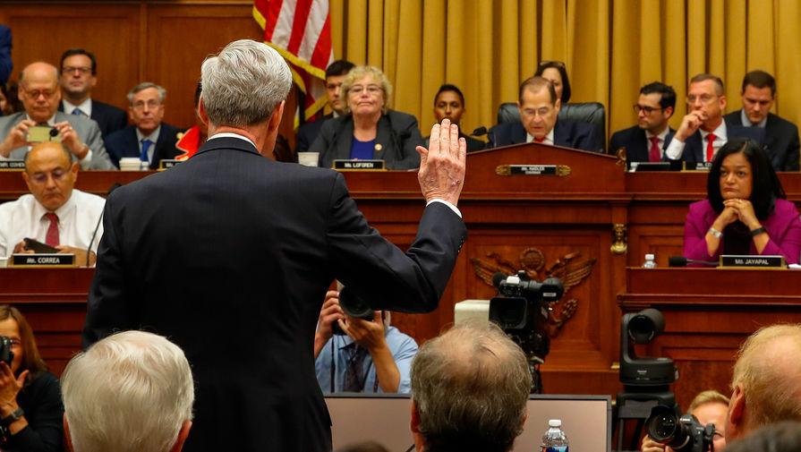 CNN: Конгрессу США не удалось раскусить Мюллера
