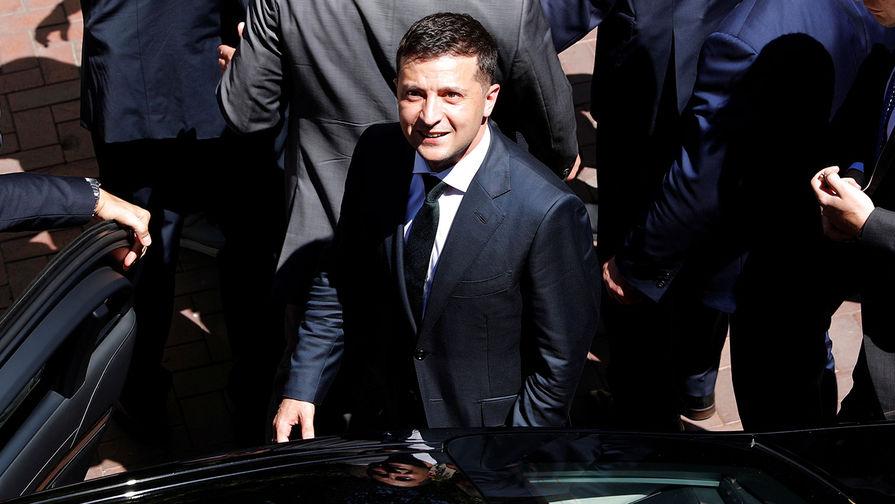 Зеленский возглавил топ самых влиятельных людей на Украине ...