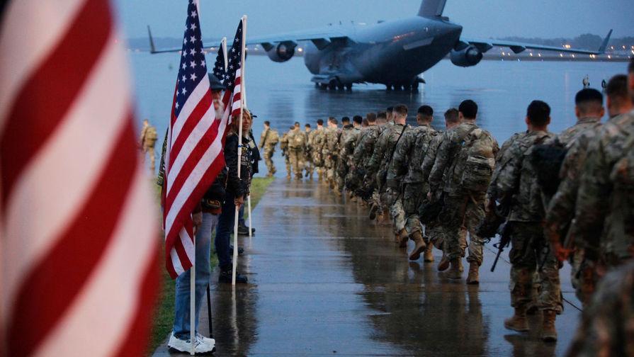США перебрасывают войска: Шойгу сообщил о ситуации у границ России