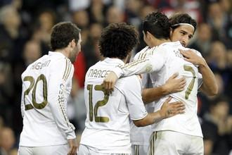 «Реал» в очередной раз разгромил соперника